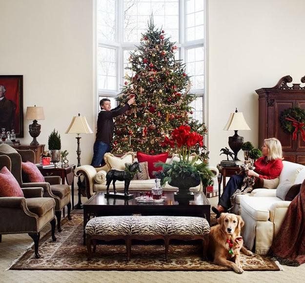 Traditional American Christmas