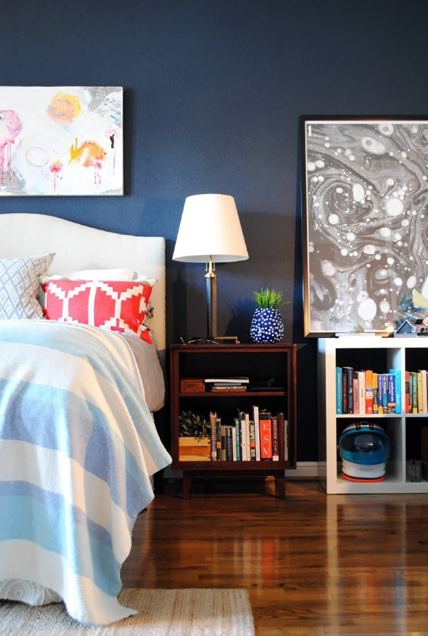 Add Artwork to the Bedroom