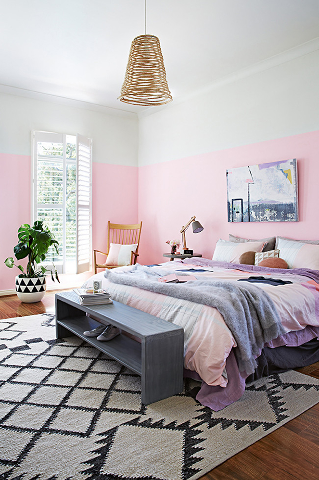 Add a Rug to the Bedroom