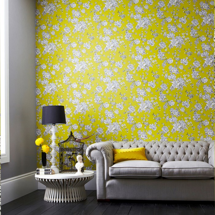 Spring Wallpaper Roundup by Jen Stanbrook | The Oak Furniture Land Blog