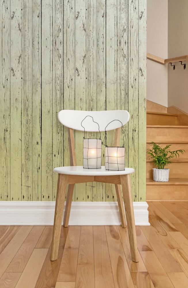 Dip-Dye Wooden Boards Lemon