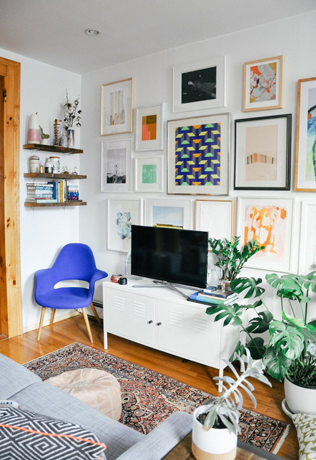 gallery wall 2 design sponge