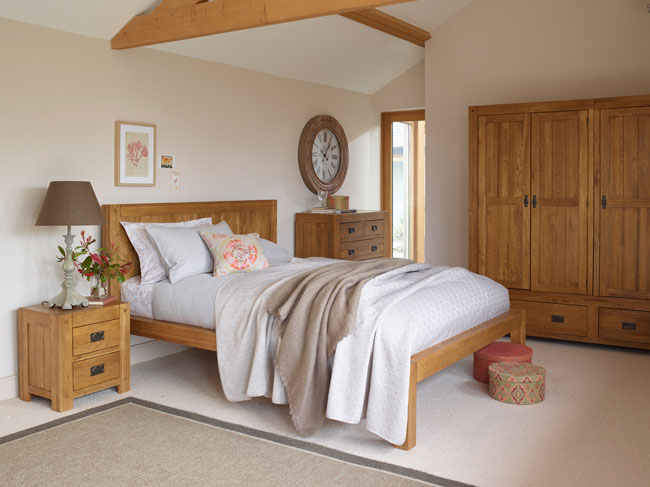How To Arrange Bedroom Furniture And Maximise Space Inspiration Bedroom Oak Furniture