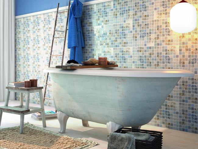 Riad Moroccan Mosaic Effect Tiles