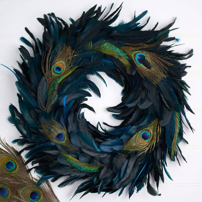 original_ornate-peacock-feather-door-wreath