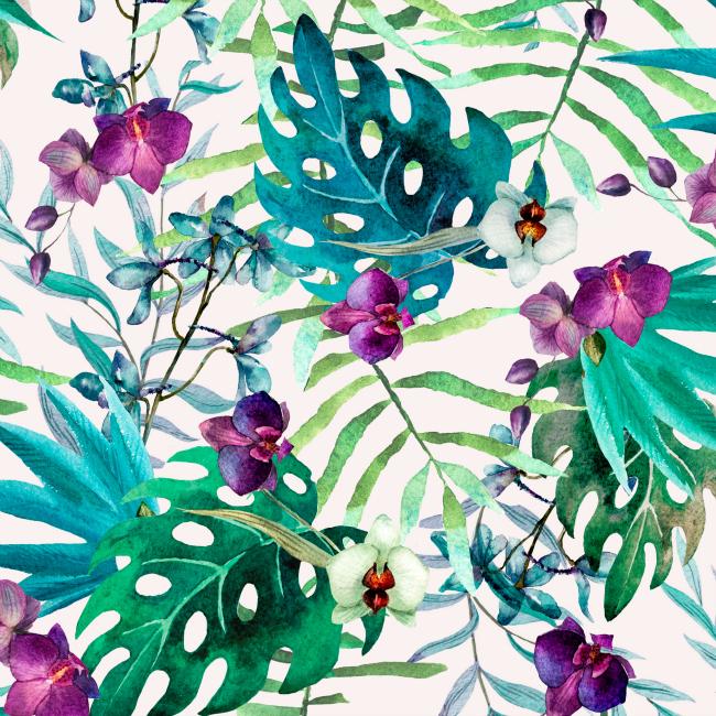 Hot Tropical Spring Wallpapers Oak Furniture Land Blog