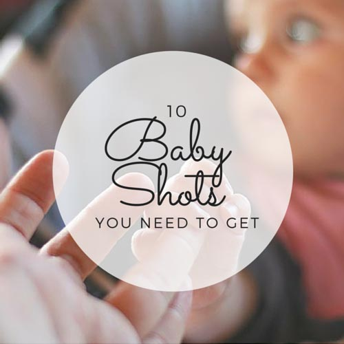 Baby Shots You Need To Get
