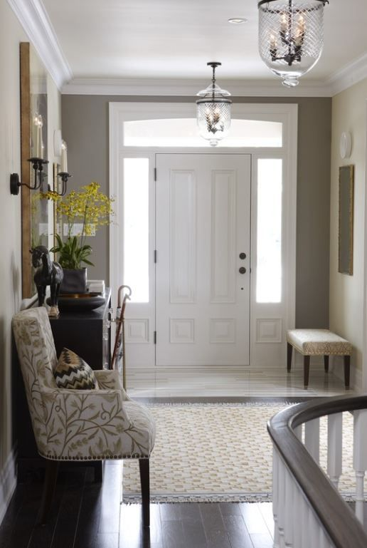 Beautiful Entrance Design Decoration. Best 25 Foyers Ideas On Pinterest