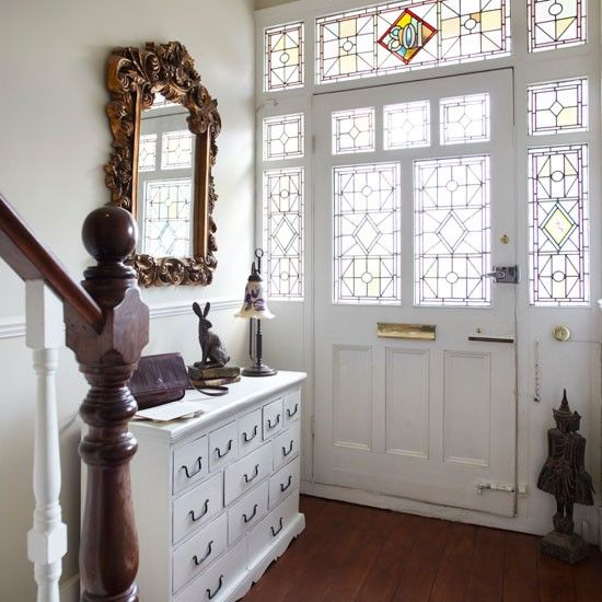 Easy Tricks To A Light Bright Hallway By Jen Stanbrook