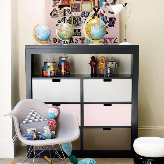 Contemporary-childrens-bedroom
