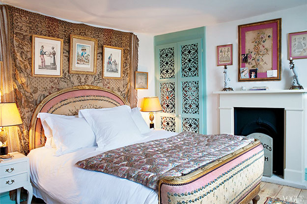 Florence Welch Bedroom