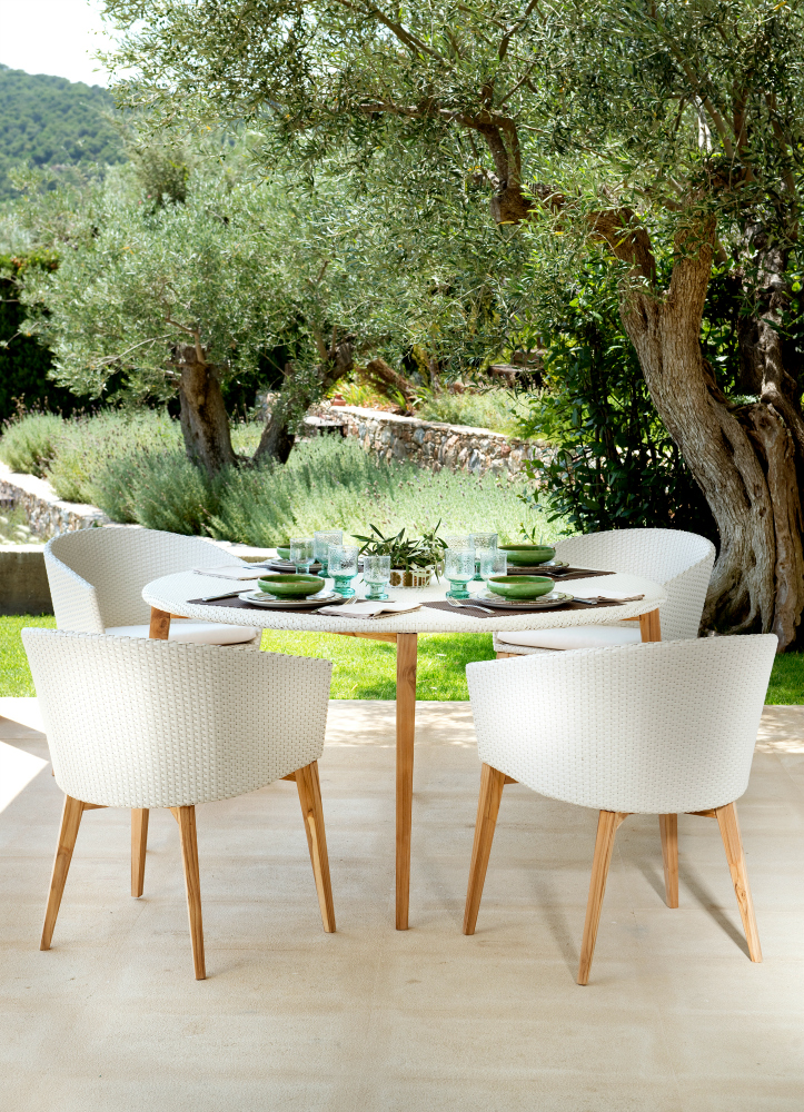 Point Arc Garden Chairs and Table