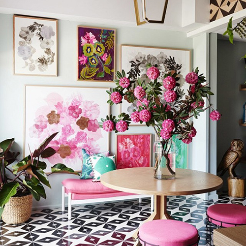 6 Furniture Styles You Really Need To Consider In 2018: 6 Trendy Ways To Use Florals In Your Home By Kimberly