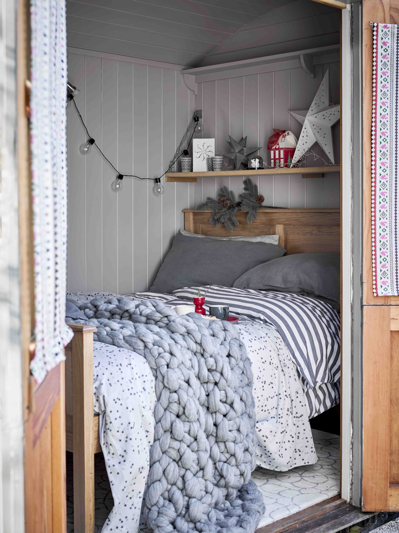 Scandi Bedroom Style