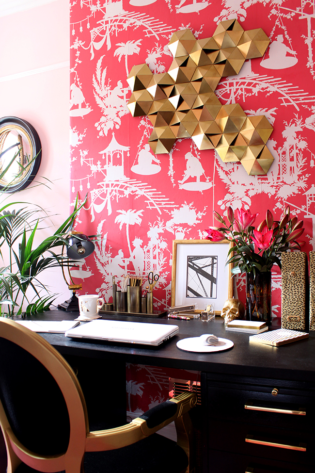 Swoon Worthy home office
