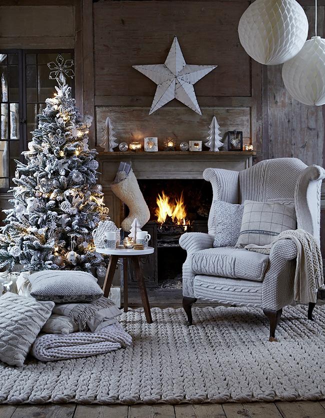 Nordic Grey Christmas
