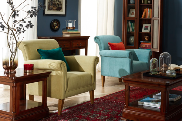 How To Mix And Match Sofas Chairs
