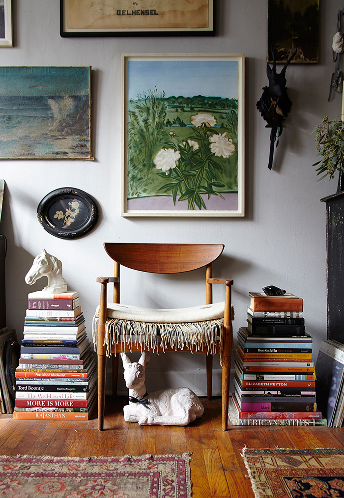 textural accents bohemian style home