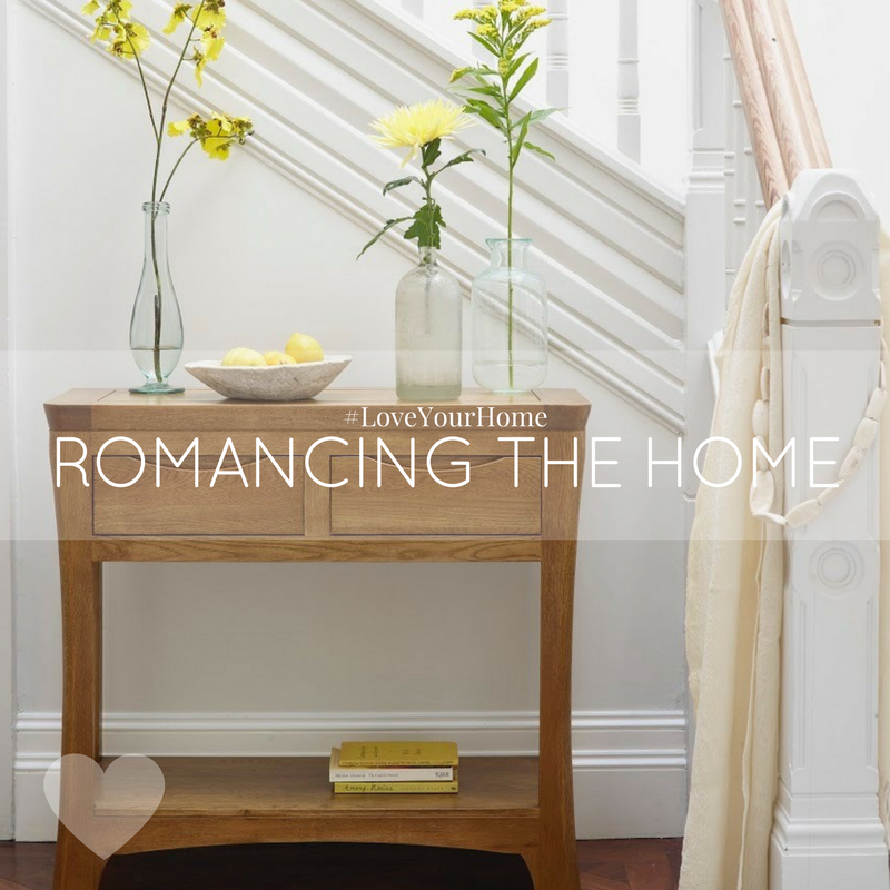 romancing the home blog