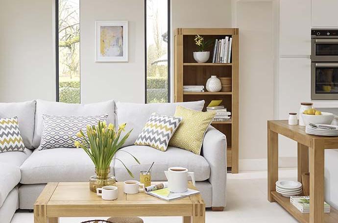 alto solid oak range by oak furniture land