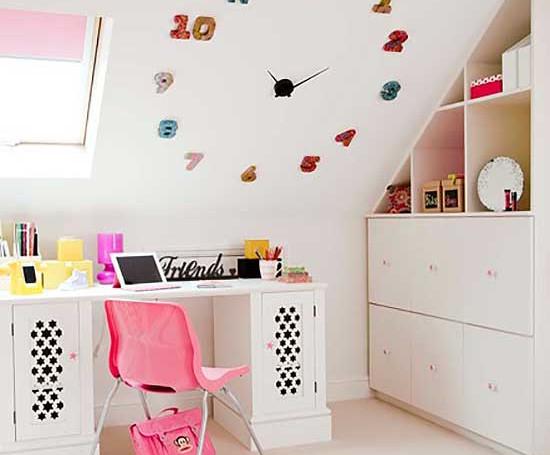 personalised teenage bedroom