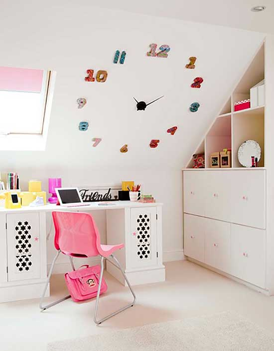 personalised teenage bedroom