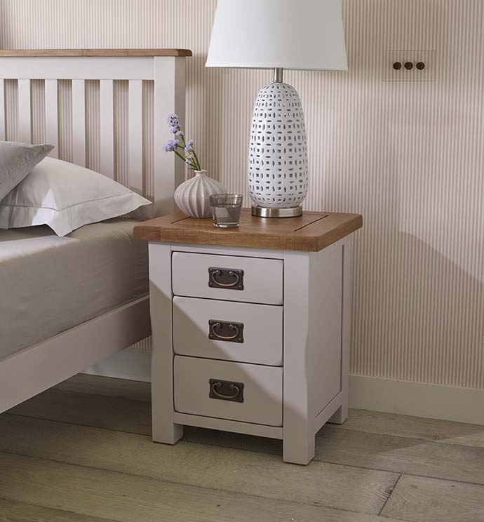 kemble bedside table