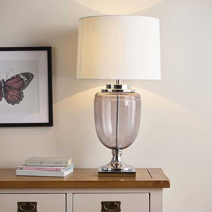 stockholm lamp by oak furniture land