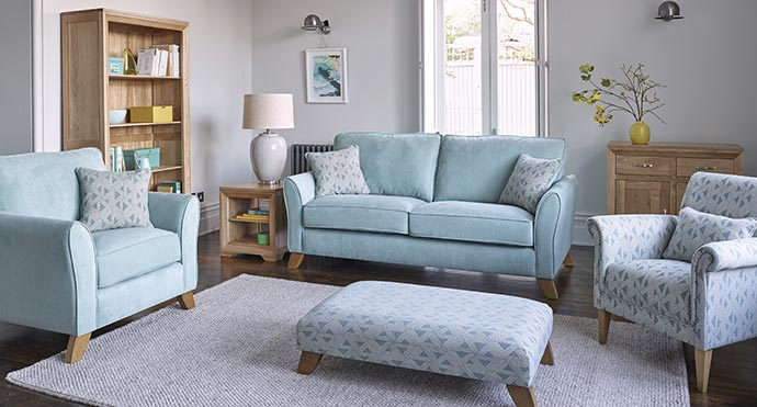 bevel living room