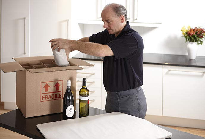 pickfords professional moving services packing