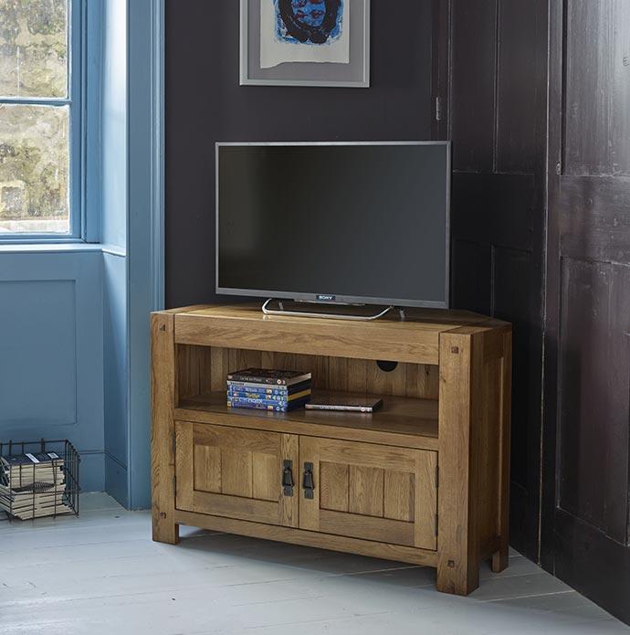 quercus tv cabinet