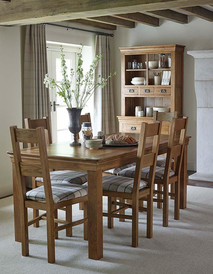 french farmhouse dining range