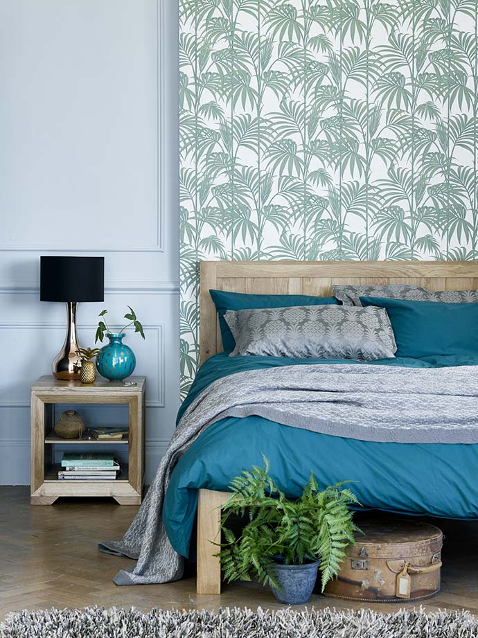 bevel bedroom furniture styled with secret linen store bedsheets