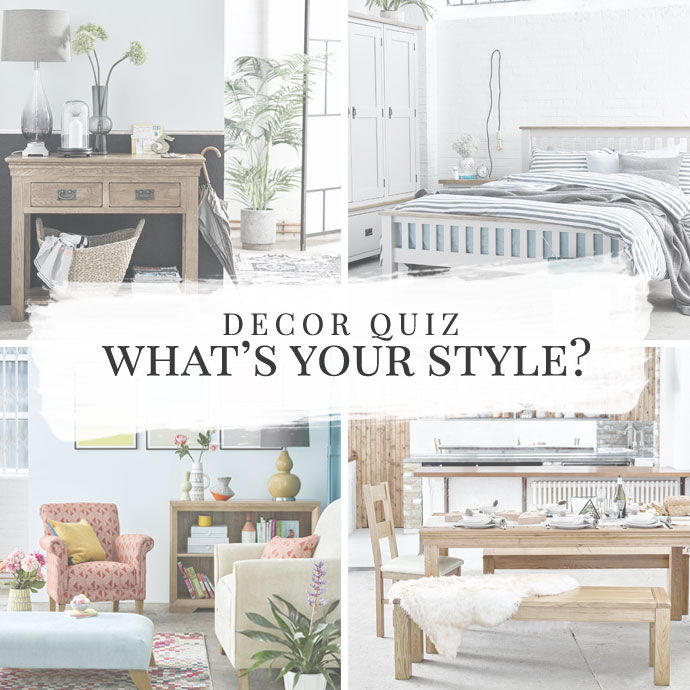 Interior design quiz what s your style for Home decor quiz buzzfeed