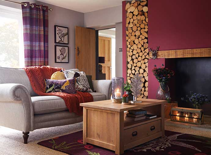 7 Ways To Embrace Autumn Colour In Your Home