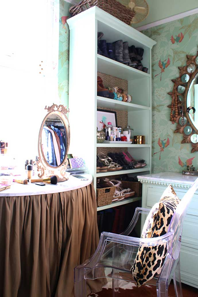 swoonworthy blog dressing room