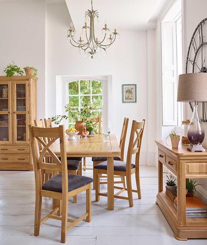 canterbury range dining room furniture
