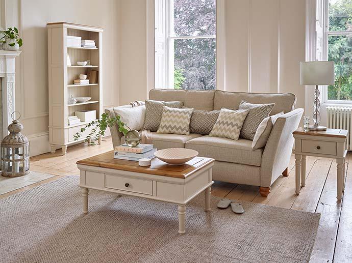 new shay range by oak furniture land