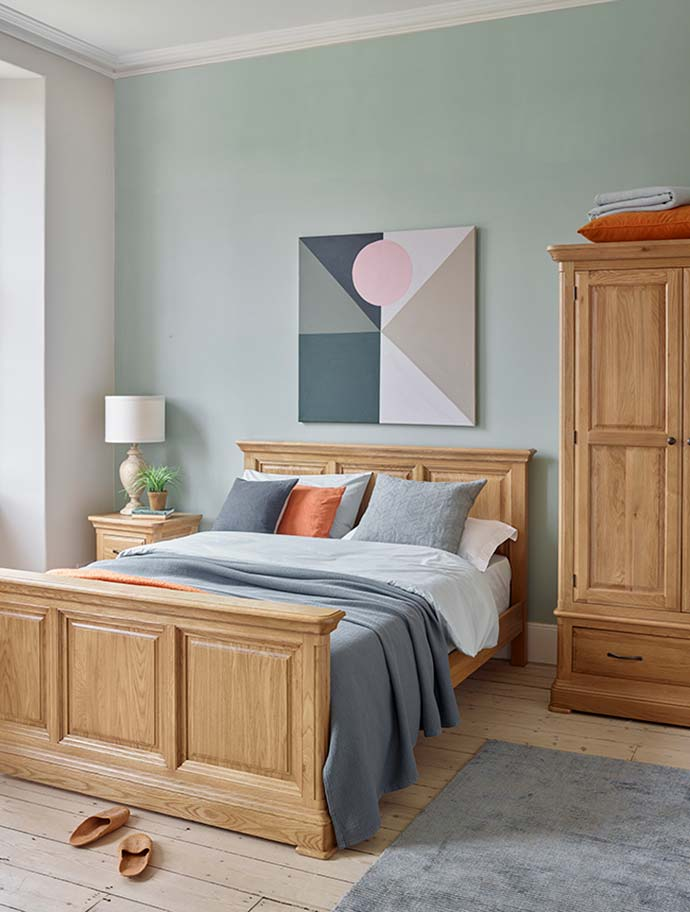 canterbury range bedroom furniture