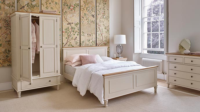 shay painted bedroom collection