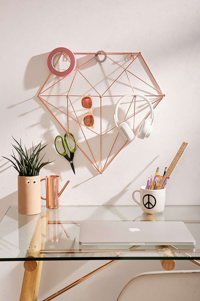 urban outfitters copper accessories