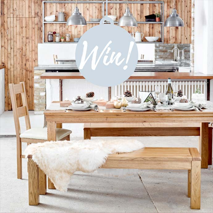 win french farmhouse dining table oak furniture land competition