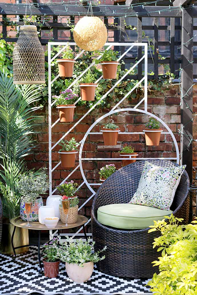 garden decor for summer