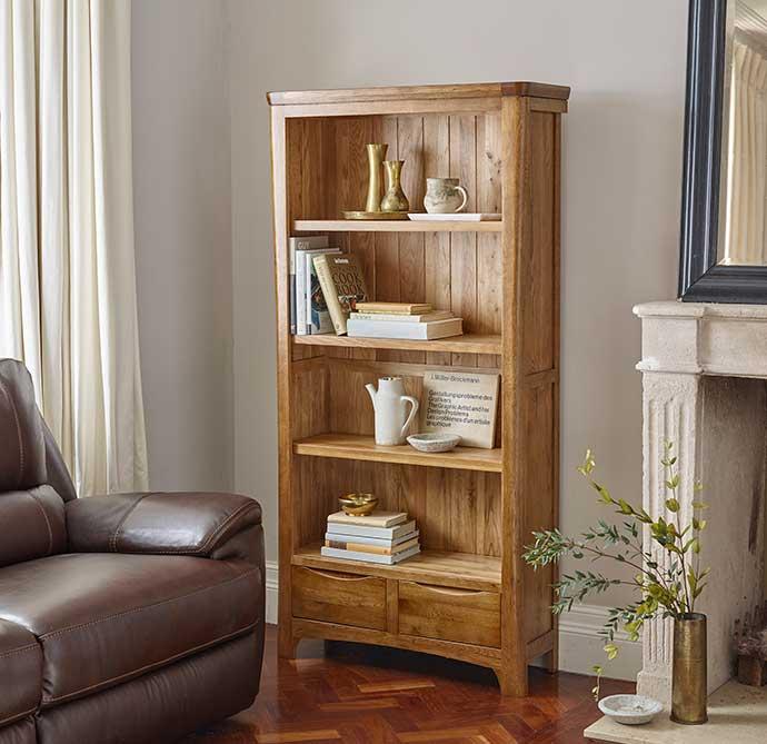 orrick large bookcase