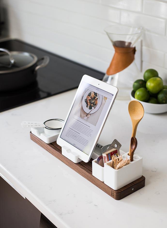ipad recipe stand