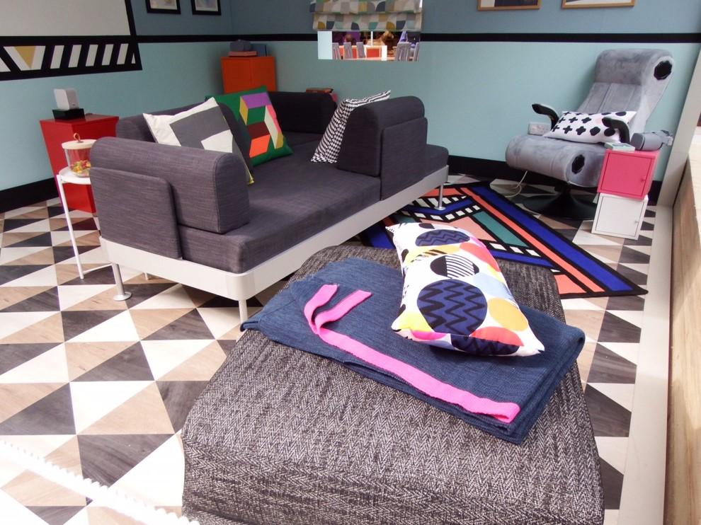 Hi-tech media room at Ideal Home Show 2018
