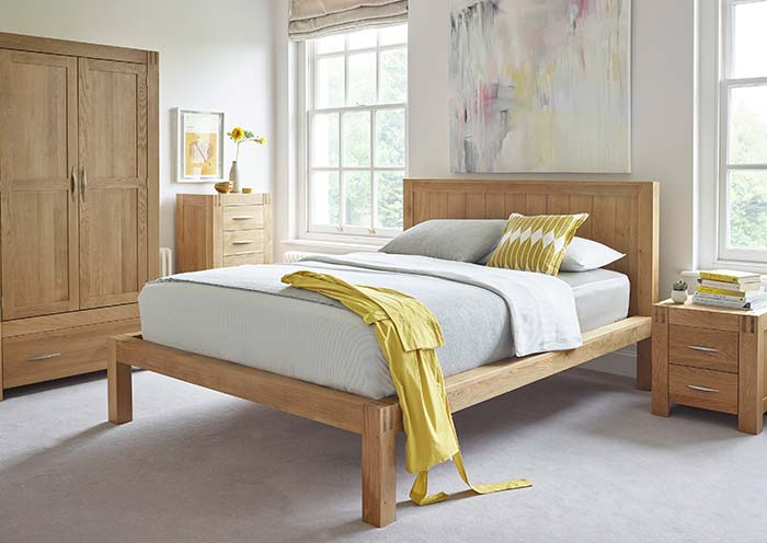 alto bedroom range from oak furniture land