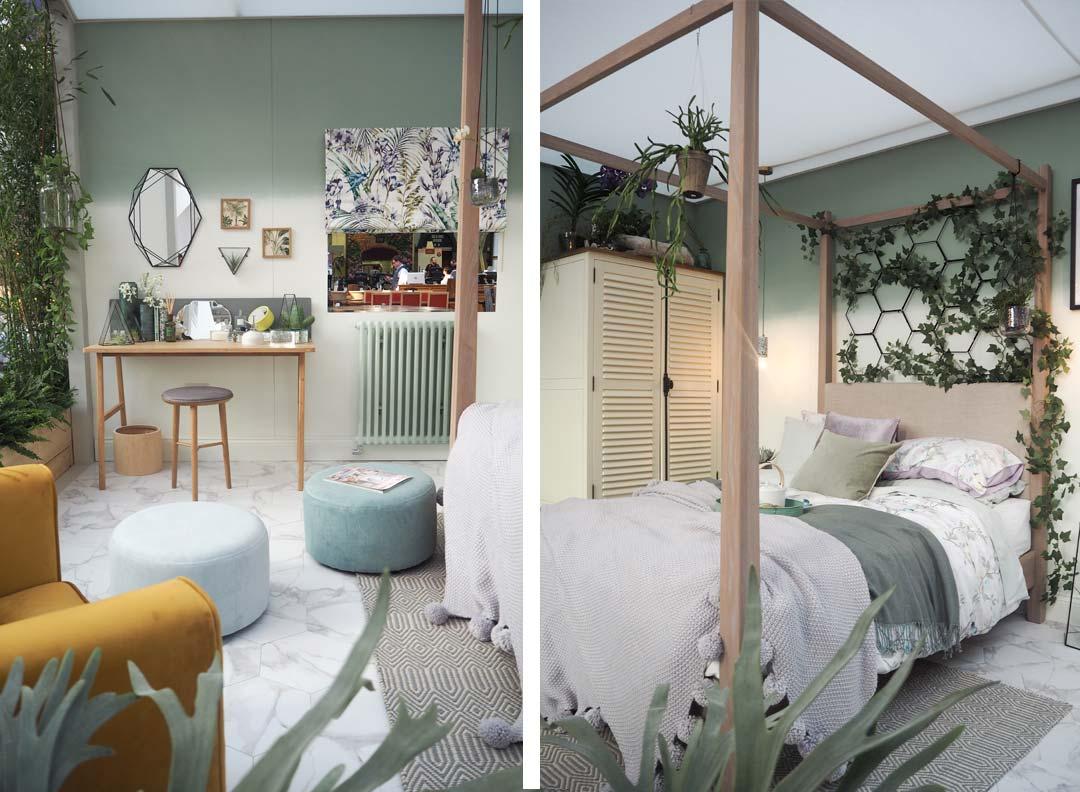 bedroom look ideal home show