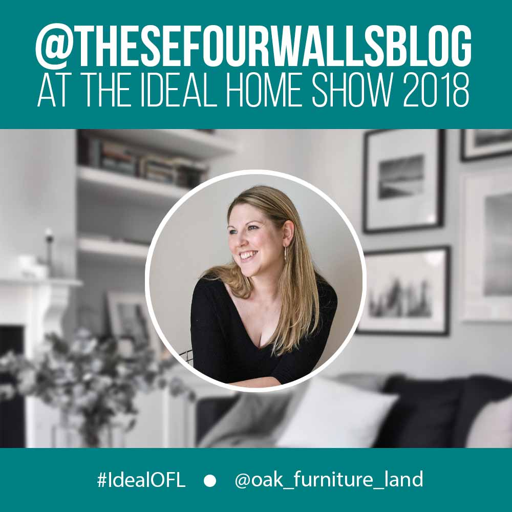 abi of these four walls day at the ideal home show