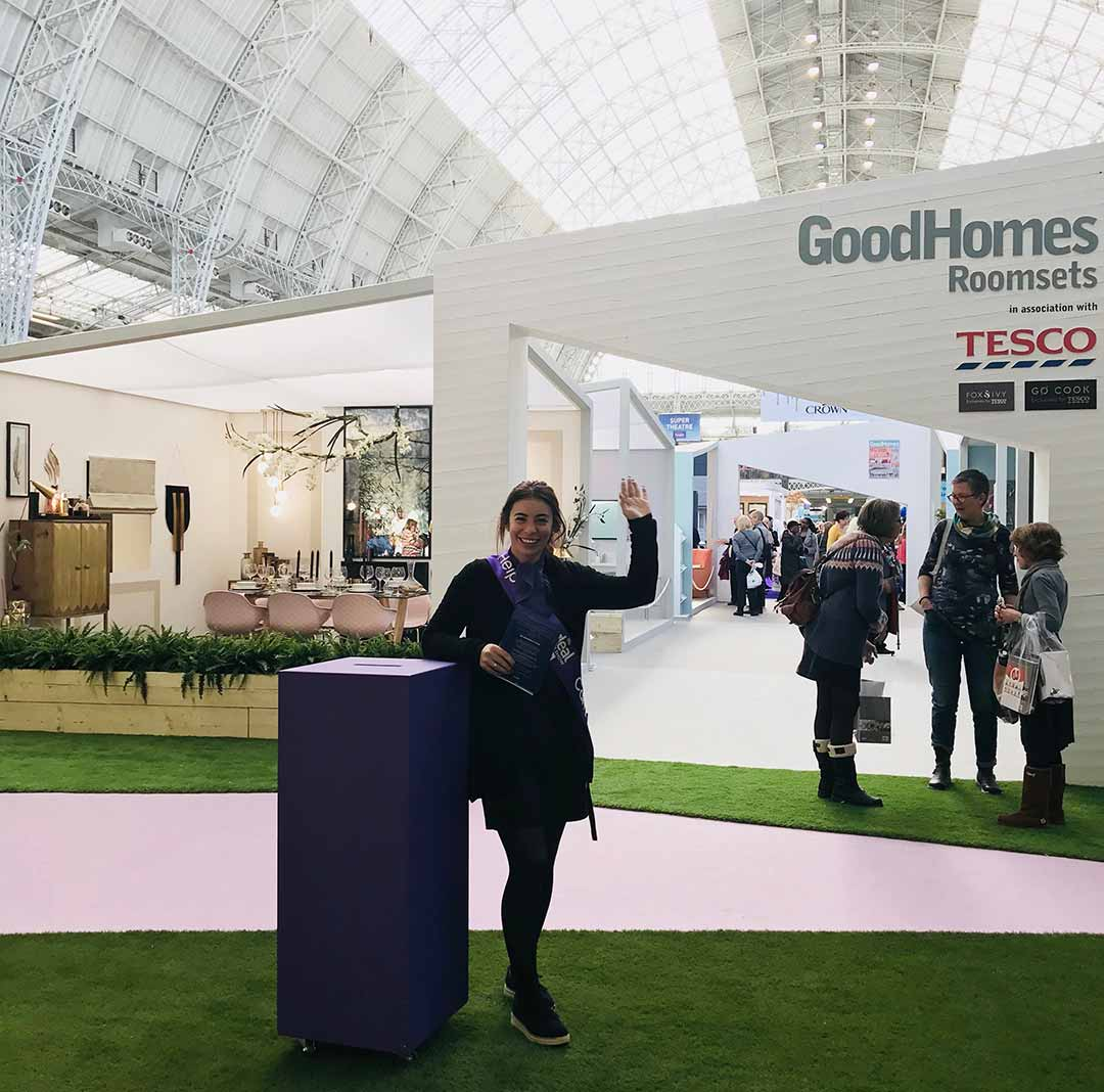 inside the ideal home show 2018